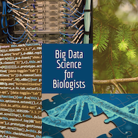 Big Data Science for Biologists